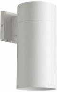 Quorum 721-8 Cylinder Modern Studio White Exterior 5.75  Wall Lamp