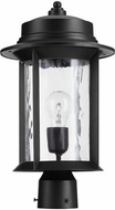 Quorum 7248-9-69 Charter Noir Exterior Post Light Fixture