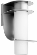 Quorum 750-3 Downing Contemporary Graphite Outdoor 6  Wall Sconce Lighting