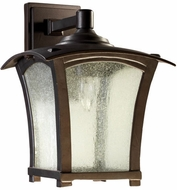 Quorum 7510-9-86 Gable Oiled Bronze Outdoor Wall Sconce