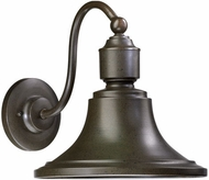 Quorum 760-86 Oiled Bronze Exterior Wall Mounted Lamp