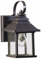 Quorum 7940-5-86 Pearson Oiled Bronze Outdoor Wall Sconce