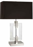 Robert Abbey 1012B Lincoln Polished Nickel Lighting Table Lamp