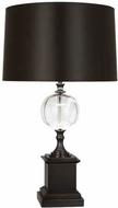 Robert Abbey 1014 Celine Deep Patina Bronze Side Table Lamp