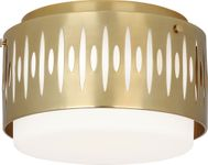 Robert Abbey 2088 Treble Contemporary Brass Home Ceiling Lighting