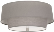 Robert Abbey SG144 Decker Modern Polished Nickel Overhead Lighting