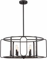 Savoy House 1-1181-6-13 Santina Contemporary English Bronze Hanging Light