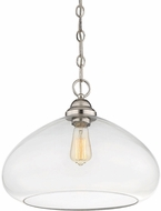 Savoy House 1-2070-1-109 Shane Polished Nickel Pendant Lighting Fixture