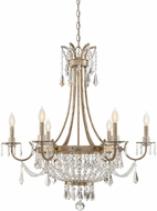 Savoy House 1-3060-6-60 Claiborne Avalite Chandelier Light
