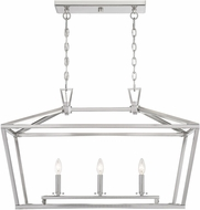 Savoy House 1-323-3-SN Townsend Satin Nickel Island Lighting