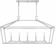 Savoy House 1-324-5-SN Townsend Satin Nickel Island Lighting
