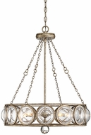 Savoy House 1-6700-5-114 Warwick Modern Brittannia Gold Chandelier Light