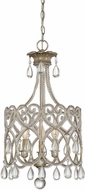 Savoy House 1-870-3-211 Mini Chandelier Argentum Pendant Hanging Light
