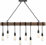 Savoy House 1-990-8-41 Burgess Modern Durango Island Lighting