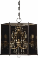 Savoy House 1-9901-6-110 Endicott Shadow Smoke Foyer Lighting Fixture