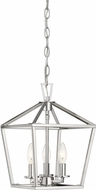 Savoy House 3-320-3-109 Townsend Polished Nickel 10  Foyer Lighting