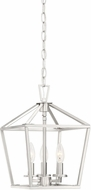 Savoy House 3-320-3-SN Townsend Satin Nickel 10  Foyer Lighting