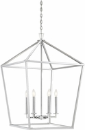Savoy House 3-322-6-109 Townsend Polished Nickel 24  Foyer Lighting Fixture