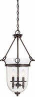 Savoy House 3-7132-3-13 Trudy English Bronze Pendant Hanging Light