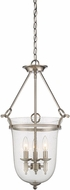 Savoy House 3-7132-3-SN Trudy Satin Nickel Hanging Light Fixture