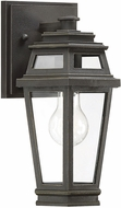 Savoy House 5-23000-141 Holbrook Textured Bronze With Gold Highlights Outdoor 7 Lamp Sconce