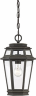 Savoy House 5-23003-141 Holbrook Textured Bronze With Gold Highlights Exterior Ceiling Pendant Light