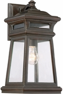 Savoy House 5-241-213 Taylor English Bronze w/ Gold Exterior Wall Sconce Lighting