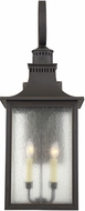 Savoy House 5-257-25 Monte Grande Slate Exterior 35 Wall Mounted Lamp