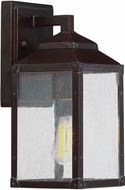 Savoy House 5-340-213 Brennan English Bronze with Gold Exterior 12 Light Sconce