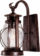 Savoy House 5-3410-56 Smith Mountain New Tortoise Shell Outdoor 7.5 Light Sconce