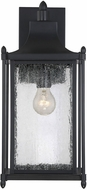 Savoy House 5-3452-BK Dunnmore Black Exterior 18 Wall Sconce