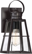 Savoy House 5-617-13 Quincy Modern English Bronze Outdoor 7  Wall Sconce Lighting