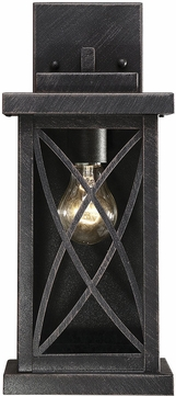 Savoy House 5-701-113 Norwalk Brushed Bronze Outdoor Wall Sconce Lighting