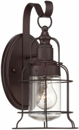 Savoy House 5-8070-1-13 Scout English Bronze Exterior Lighting Wall Sconce