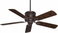Savoy House 52-004-5CN-13 Capri English Bronze Outdoor 52  Home Ceiling Fan