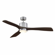 Savoy House 52-190-3CN-187 Amherst Modern Brushed Pewter LED 52  Ceiling Fan