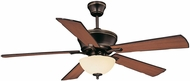 Savoy House 52P-646-5RV-323 St. Simons Old Bronze 52  Home Ceiling Fan