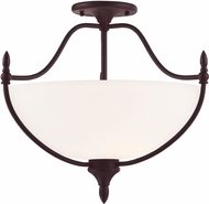 Savoy House 6-1005-3-13 Herndon English Bronze Ceiling Lighting Fixture