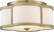 Savoy House 6-2706-3-322 Lacey Warm Brass Home Ceiling Lighting