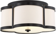 Savoy House 6-2706-3-44 Lacey Classic Bronze Overhead Light Fixture