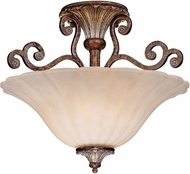 Savoy House 6-3008-2-8 St. Laurence New Tortoise Shell w/ Silver Ceiling Lighting