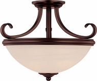 Savoy House 6-5789-2-13 Willoughby English Bronze Ceiling Light Fixture