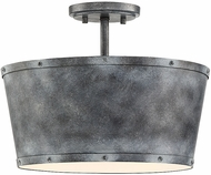 Savoy House 6-6605-3-116 Dover Farmhouse Tin Overhead Lighting Fixture