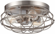 Savoy House 6-8074-15-SN Scout Satin Nickel Ceiling Light