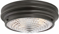 Savoy House 6-9069-13-13 Benton Modern English Bronze Flush Mount Lighting