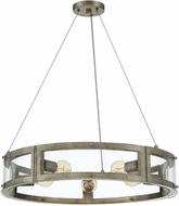 Savoy House 7-0100-5-122 Harding Contemporary Gold Dust 25  Lighting Chandelier