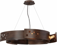 Savoy House 7-160-5-61 Odessa Contemporary Bronze Ore Ceiling Light Pendant