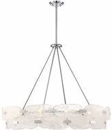 Savoy House 7-2351-12-11 Vasare Contemporary Chrome Pendant Lighting