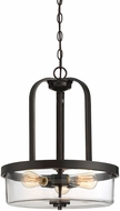 Savoy House 7-6052-3-13 Tulsa English Bronze Pendant Lamp