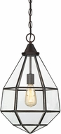 Savoy House 7-9016-1-13 Austen Modern English Bronze Mini Pendant Lighting